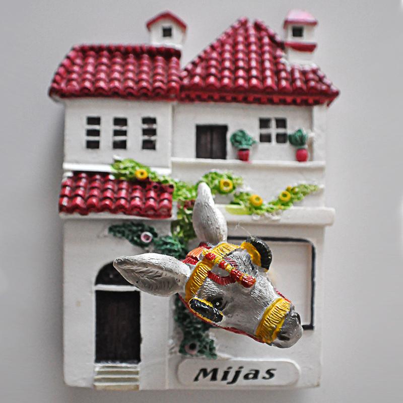 Mijas, Španielsko magnetky