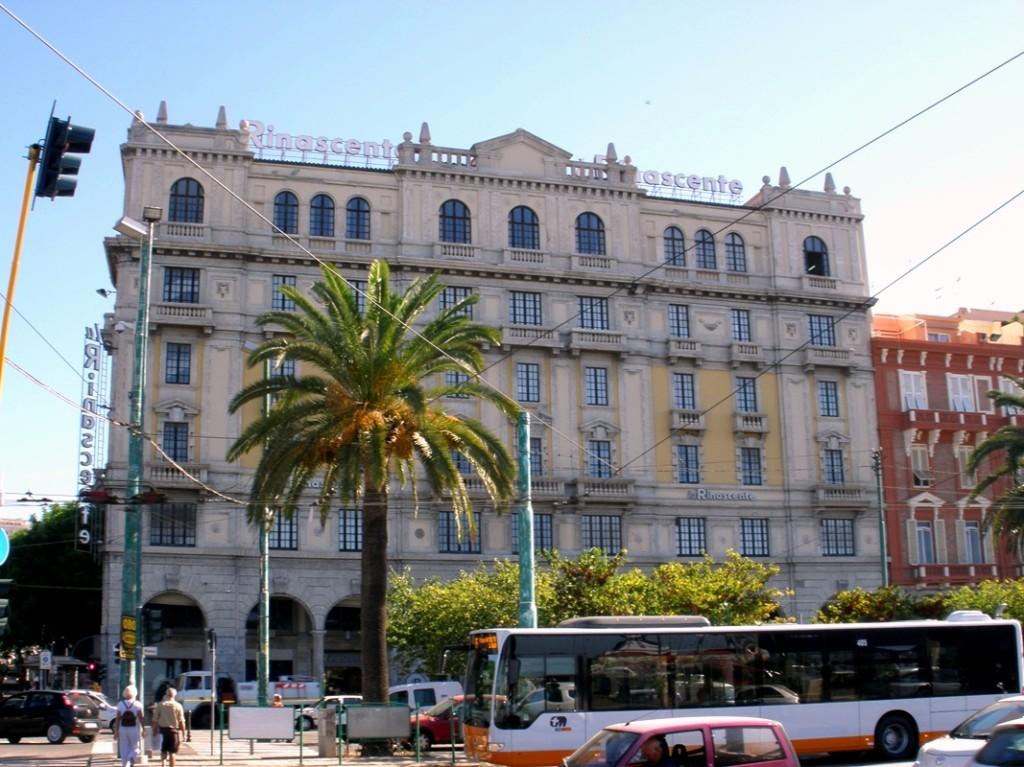 Cagliari mesto