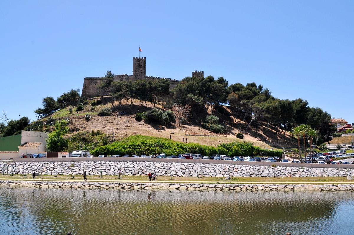 Fuengirola, hrad