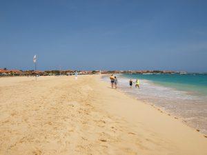 Pláž - Kapverdské ostrovy