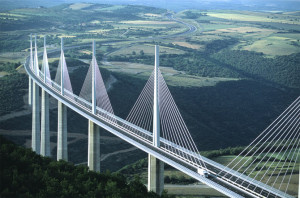Millau Bridge (Tarn Valley, France)