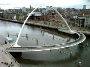 Millenium Bridge (Gateshead, England)