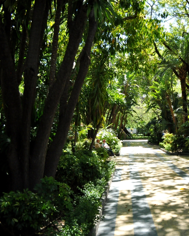 Park La Amaneda, Marbella
