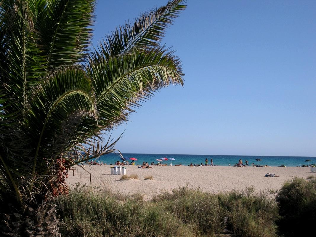 Pláž Poetto