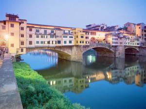 Ponte Vecchio (Florence, Italy)