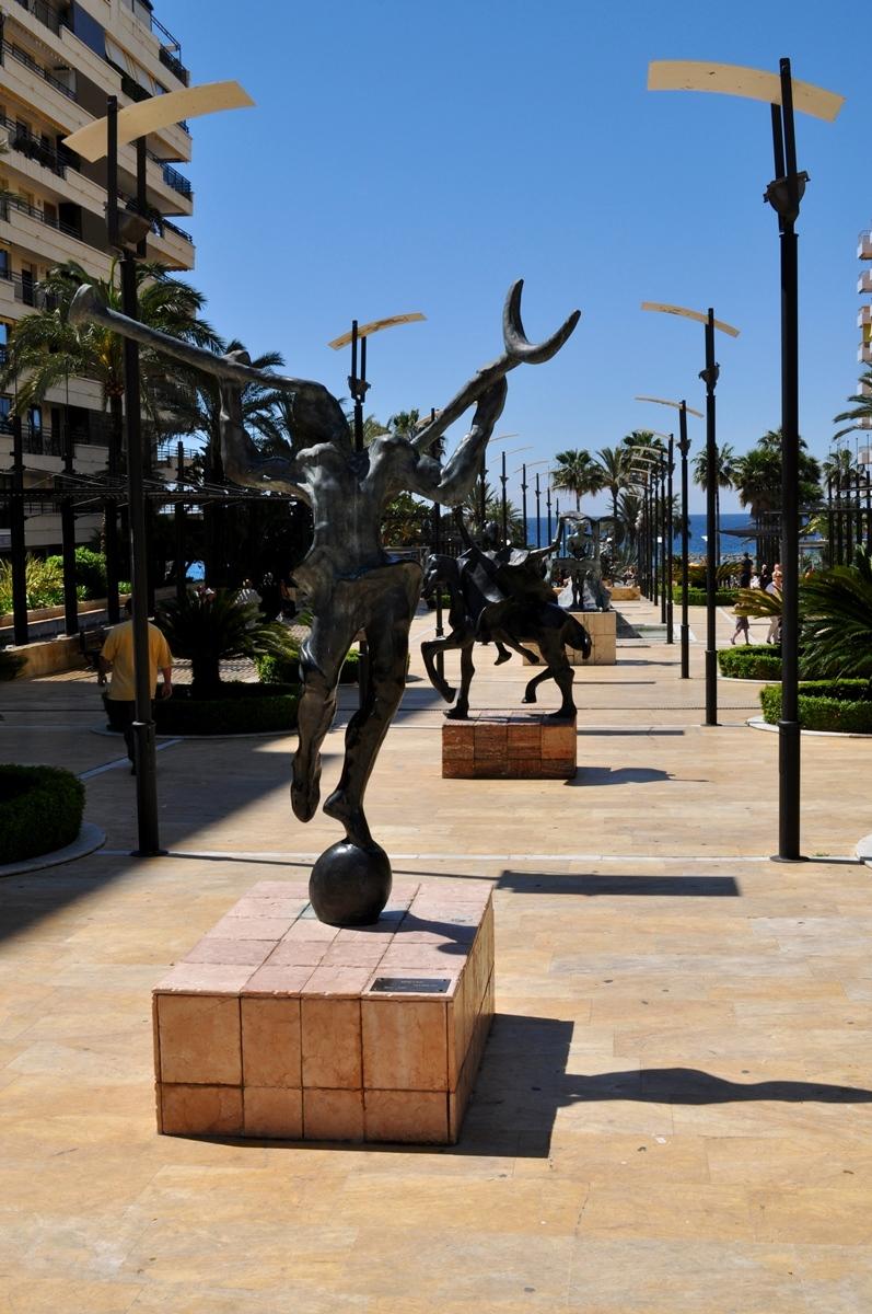 Promenáda Marbella
