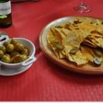 Tarifa predjedlo nachos