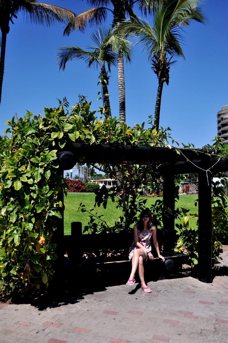 V parku Anfi