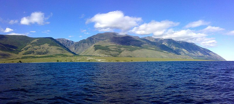 Jazero Bajkal