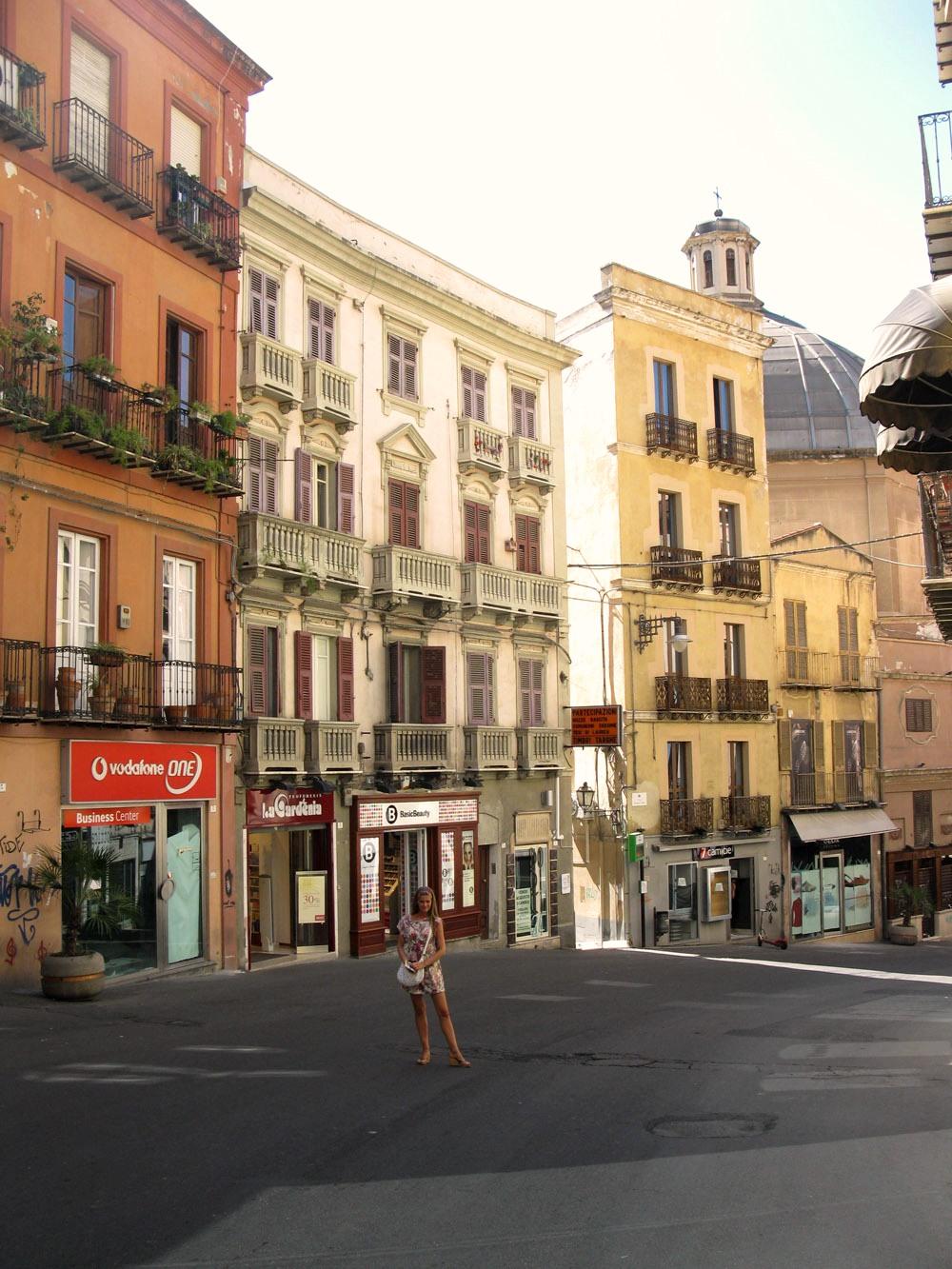 centrum Cagliari