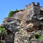 hradné múry, Marbella