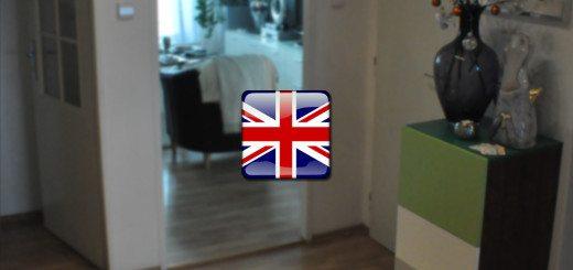 miestnosti po anglicky - rooms