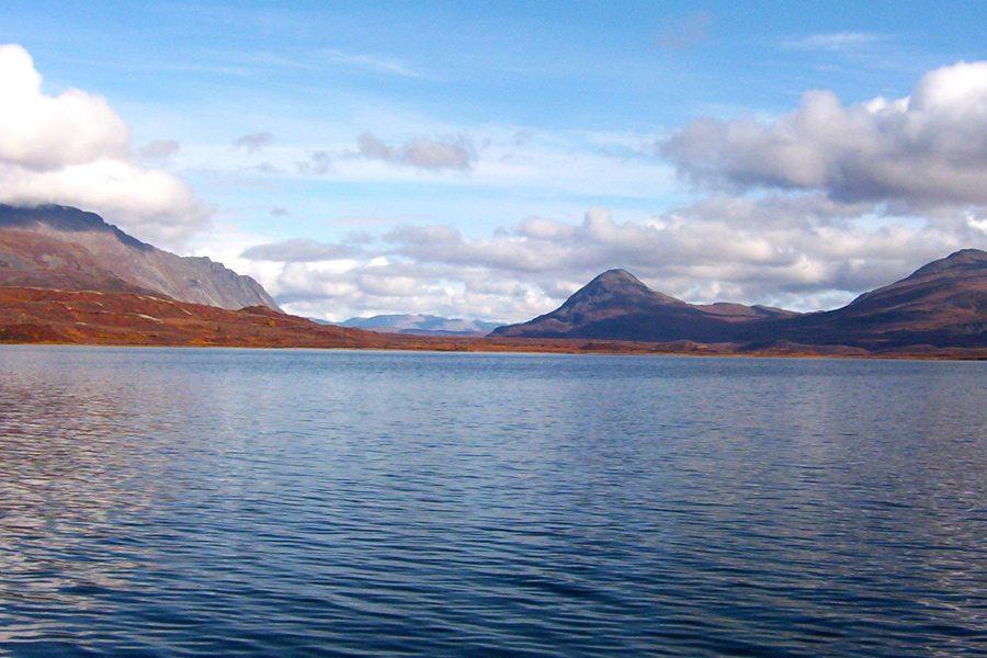 Zaujímavosti - najhlbšie jazerá