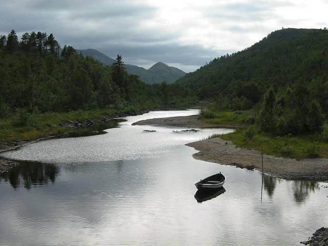 Nórsko - príroda