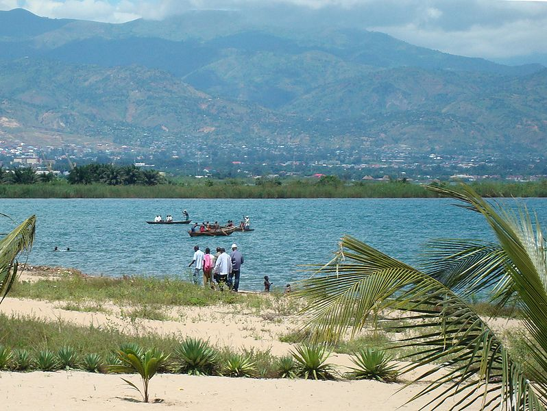 jazero Tanganika