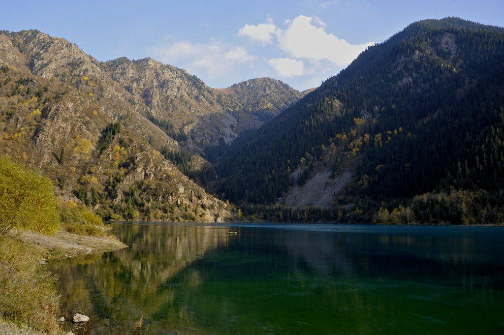 jazero Yssik kul