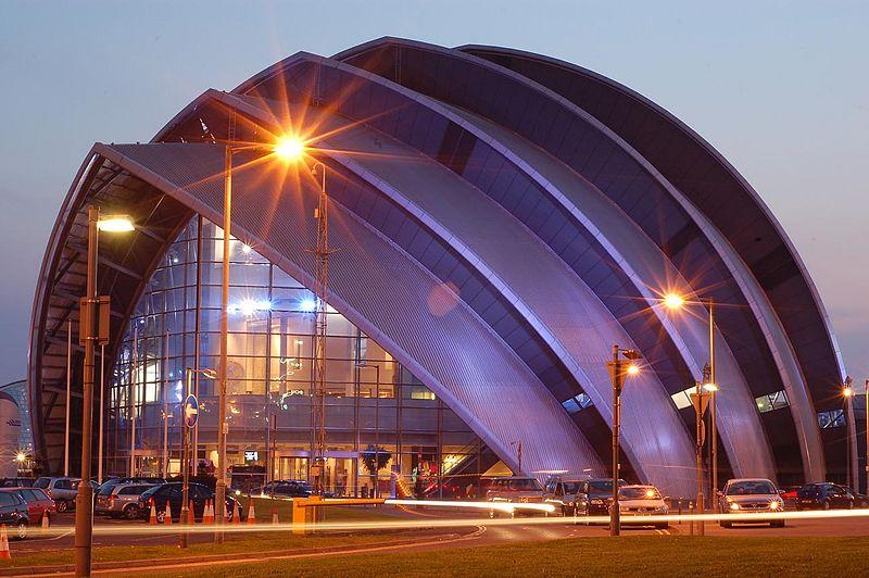 Glasgow Clyde Auditorium