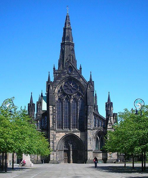 Katedrála Glasgow