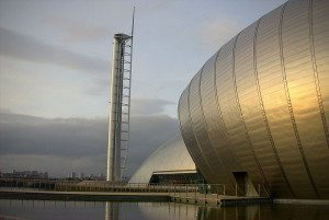 Glasgow Tower a Science Centre