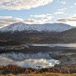 Škótsko - jazerá a hory