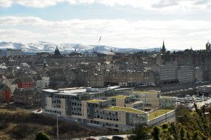 Edinburgh Parlament