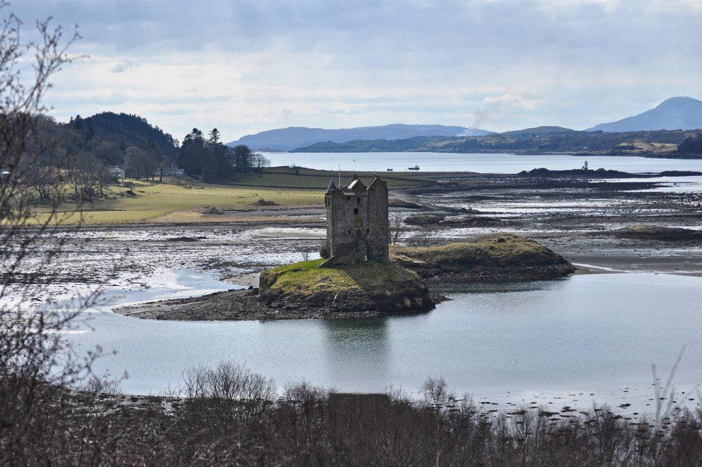 Škótske hrady - Stalker