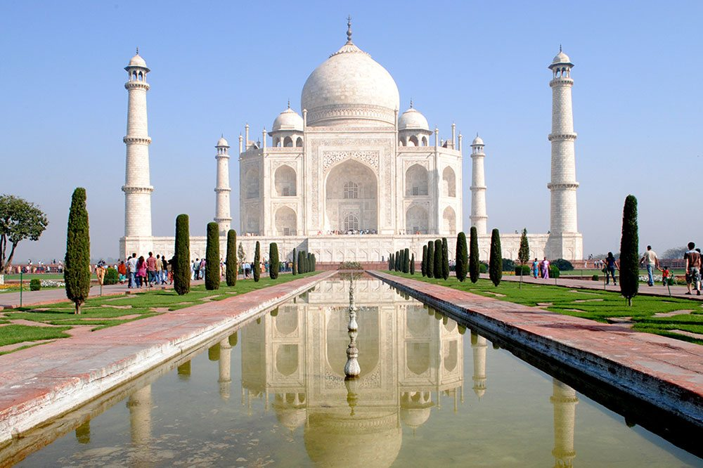 Kráľovský chrám Taj Mahal