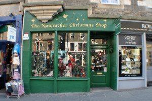 Vianočný obchod