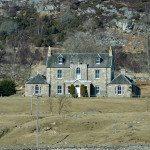 Škótsko - domčeky v Highlands
