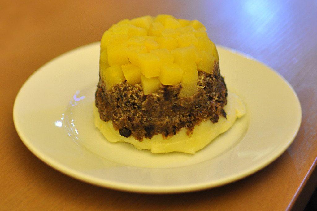 škótska špecialita haggis