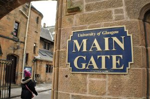 Univerzita Glasgow