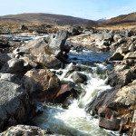 Škótsko - vodopády