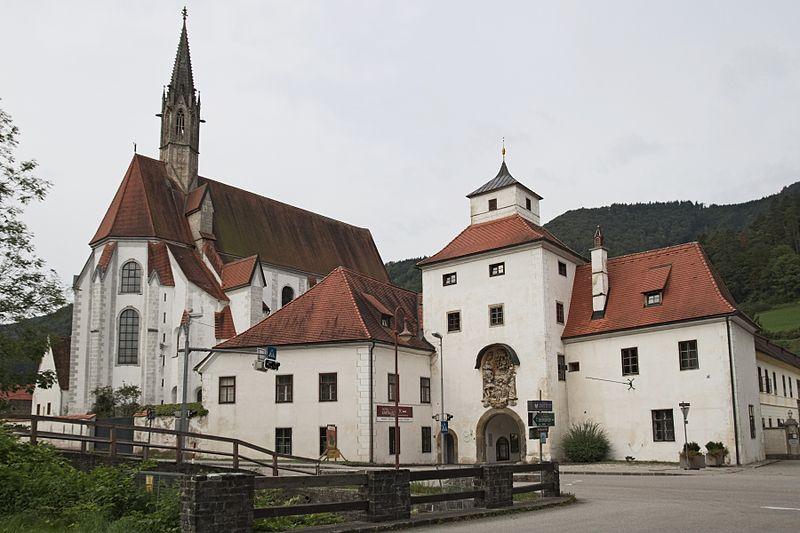 Dolné Rakúsko - historické budovy