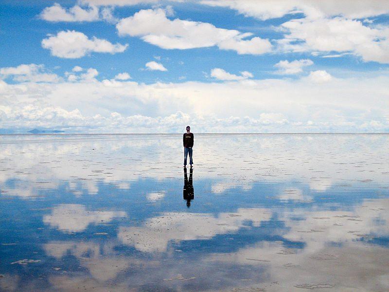Púšť Salar Uyuni