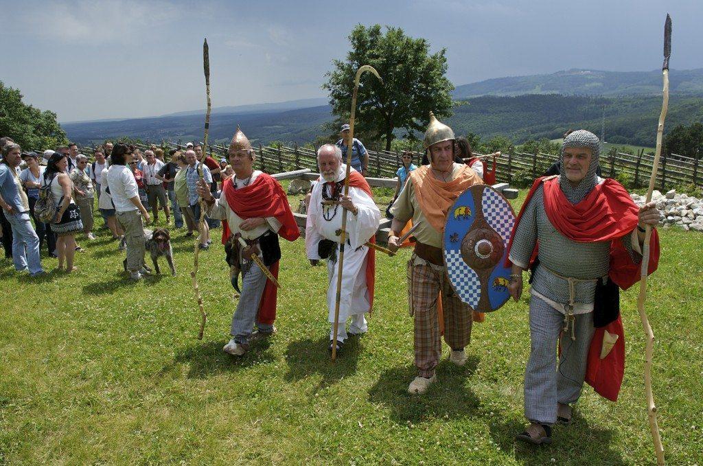 Festival Keltov v Schwarzenbachu