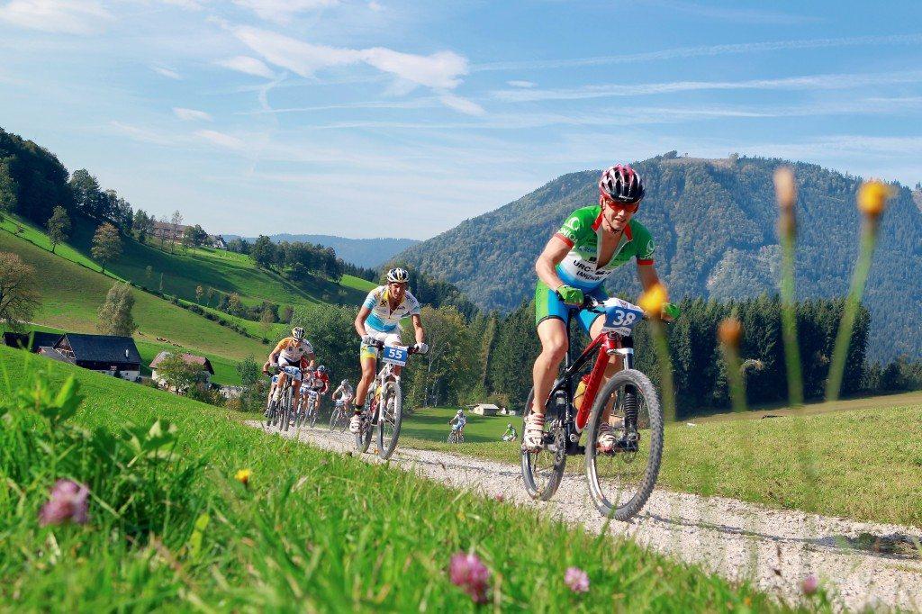Cykloturistika - Dolné Rakúsko