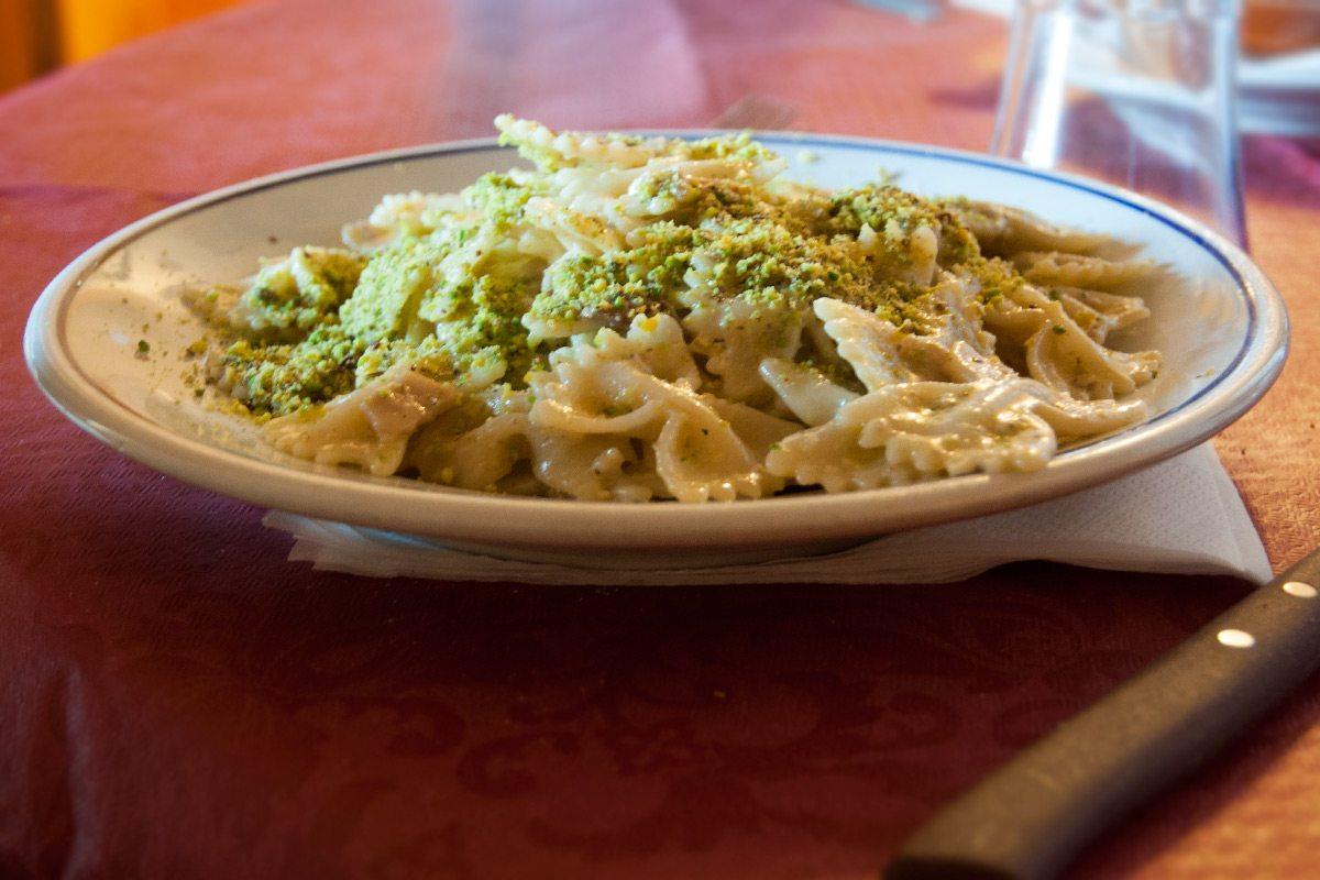 Sicílska kuchyňa - cestoviny