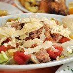 Sicílska kuchyňa - šaláty