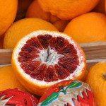 Sicílska kuchyňa - pomaranče