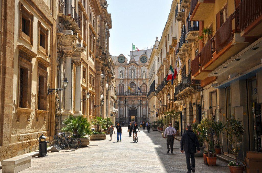 Trapani, Sicília