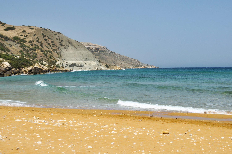 Ramla Bay pri Nadur, Gozo