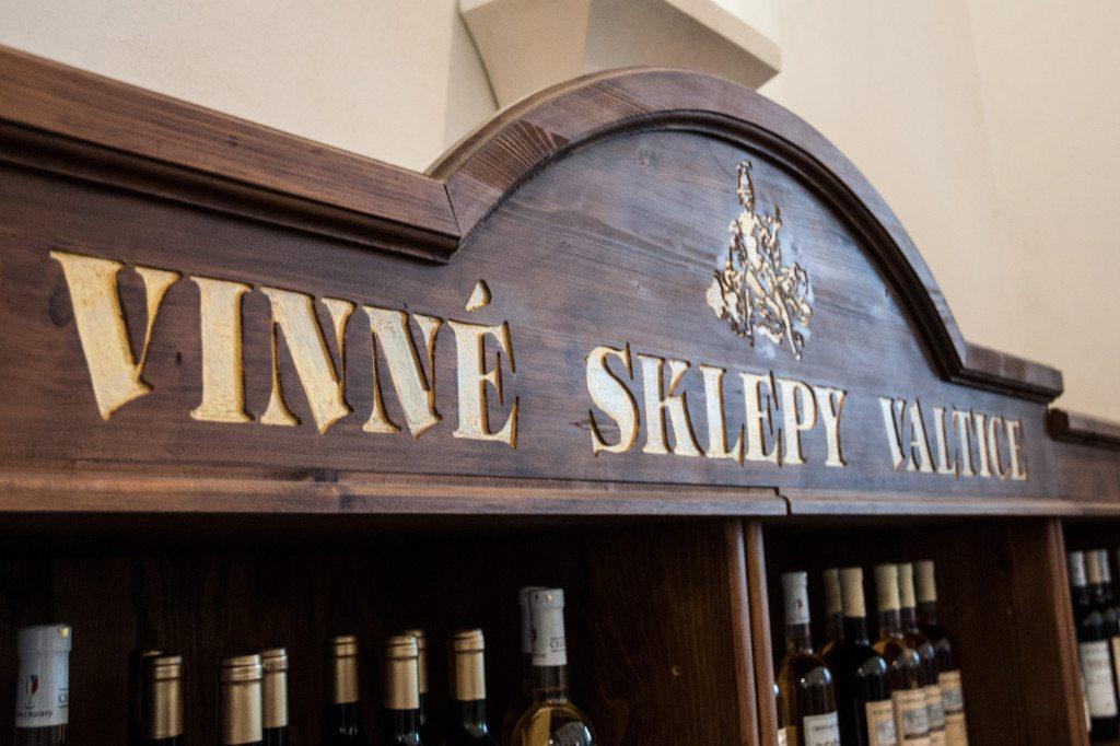Vínne sklepy Valtice