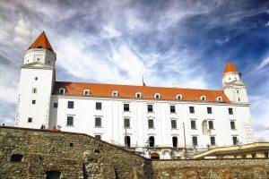 Slovenské hrady a zámky - Bratislava Castle