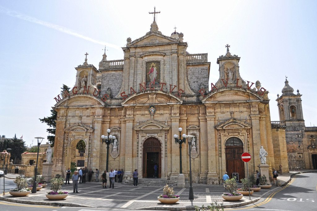 Kostol Rabat , Mdina