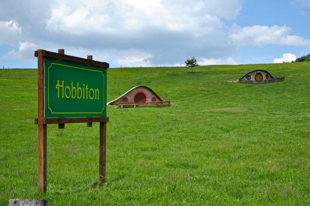Modrová - Hobitton