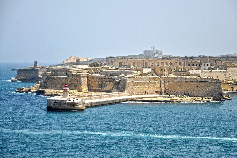 Valetta prístav, Malta