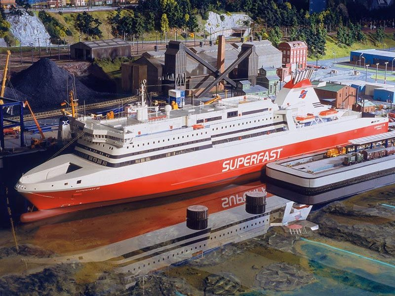 Škandinávska loď