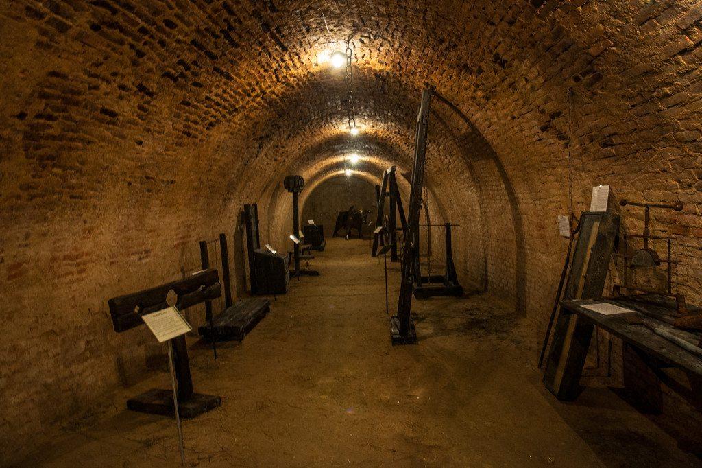 Múzeum mučiacich nástrojov Valtice