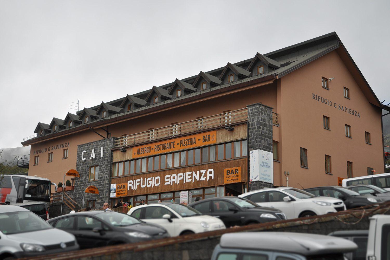 Etna - Rifugio Sapienza