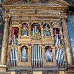 Orgán v Duomo - Miláno